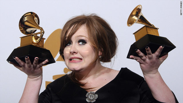 Adele's ex wants a cut of her royalties
