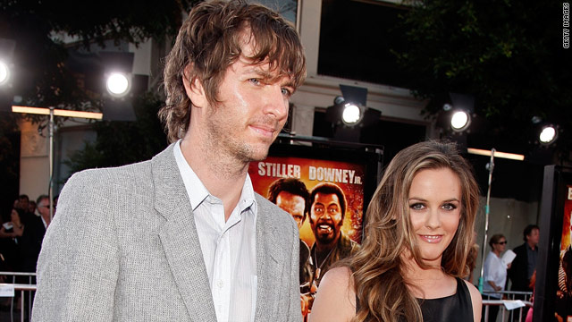 Alicia Silverstone welcomes son Bear Blu
