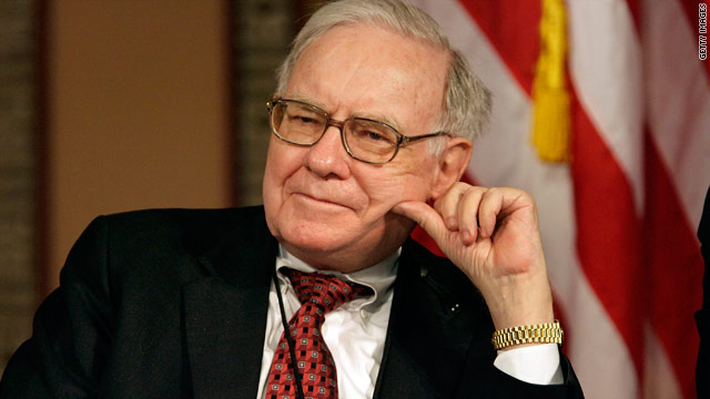 Warren Buffett to guest star on 'Office' finale
