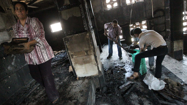 My Take: Egypt's Christian-Muslim violence threatens its future