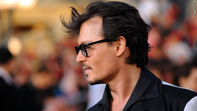 Depp wants to 'reinvent' Lone Ranger-Tonto relationship