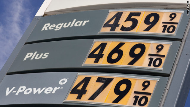 Fear of Iran is inflating gas prices