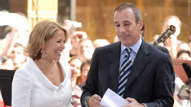 Matt Lauer: I'm not doing a show with Katie Couric