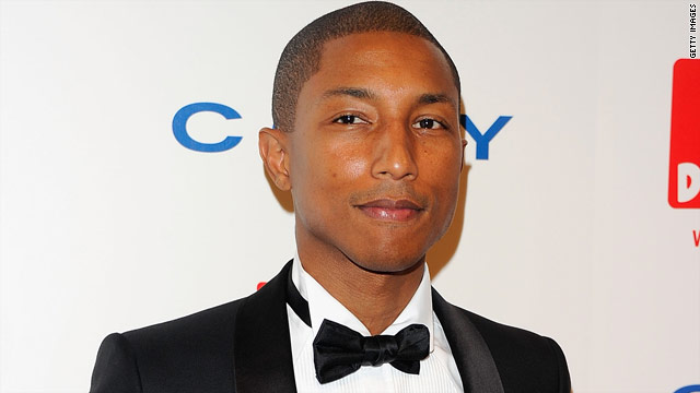 Pharrell Williams gets a new gig