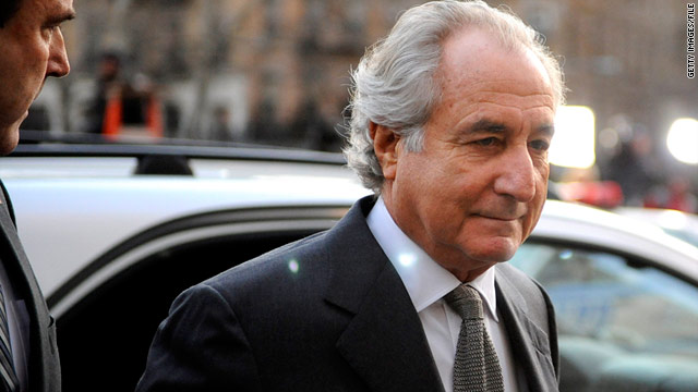 Bernard Madoff: &quot;Vivo con remordimientos&quot;