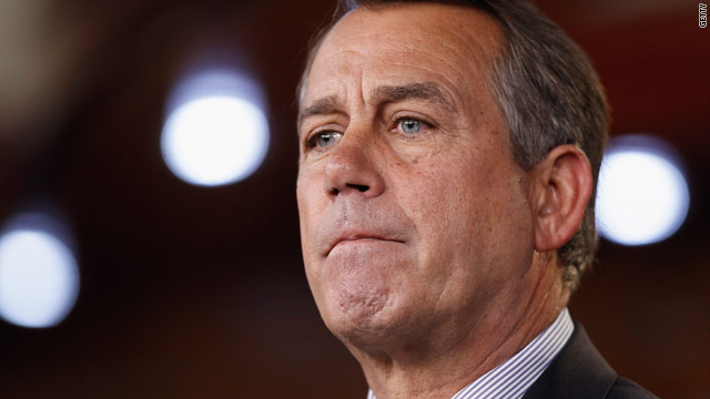 Catholic professors blast Boehner's record over cuts to poor