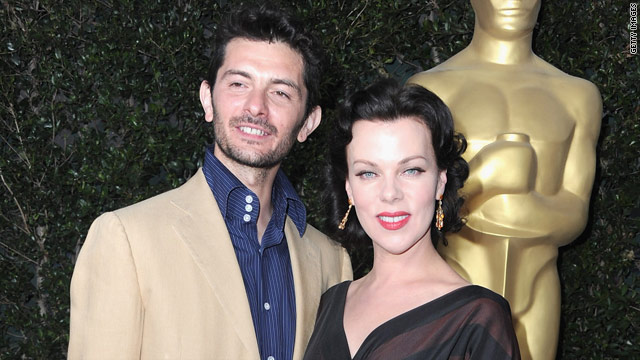 Fame Bites - Debi Mazar and Gabriele Corcos