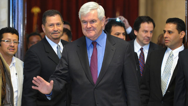 As he prepares campaign, Gingrich faces hurdles with religious conservatives