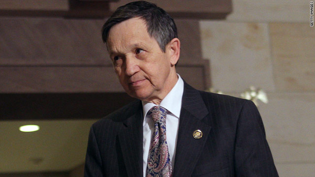 In battle of incumbents, Kucinich loses House seat in Ohio