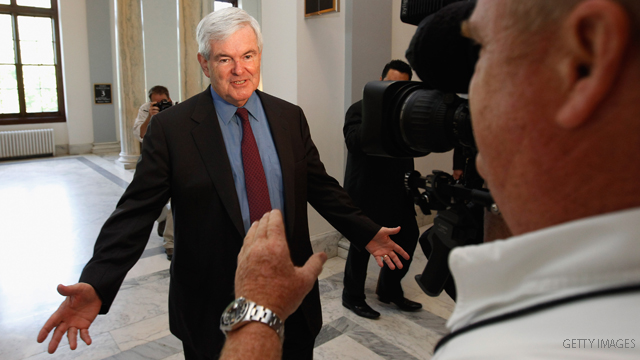 Gingrich announcement coming Wednesday afternoon
