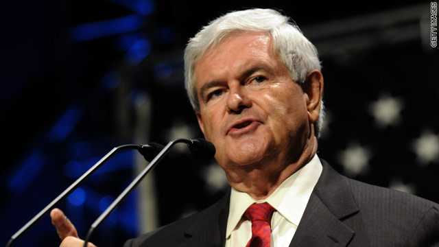 Gingrich jumps into presidential race