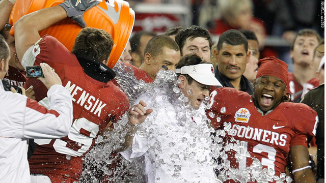 BCS fines Fiesta Bowl $1M over campaign contributions