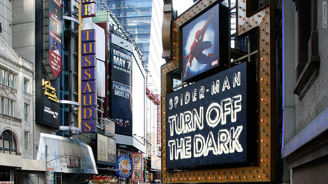'Spider-Man' to re-open on Broadway Thursday