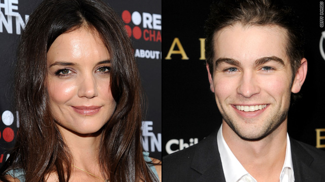 Katie Holmes falls for Chace Crawford in new comedy