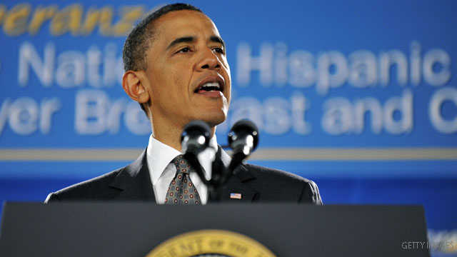Obama calls for 'widespread movement' for immigration reform