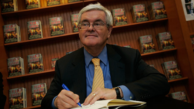 Gingrich under fire from Republicans over comments