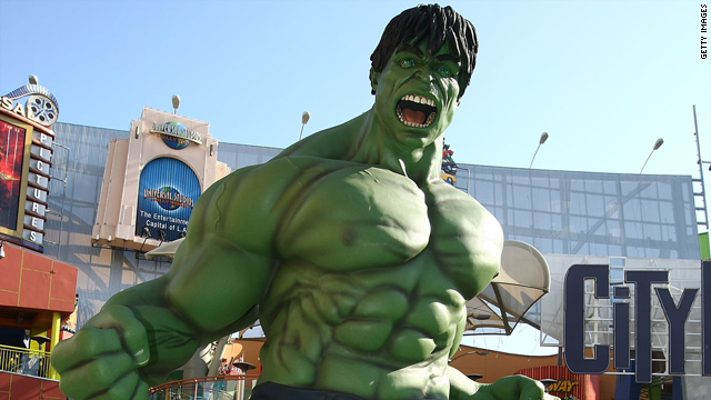 'The Incredible Hulk' coming to an end