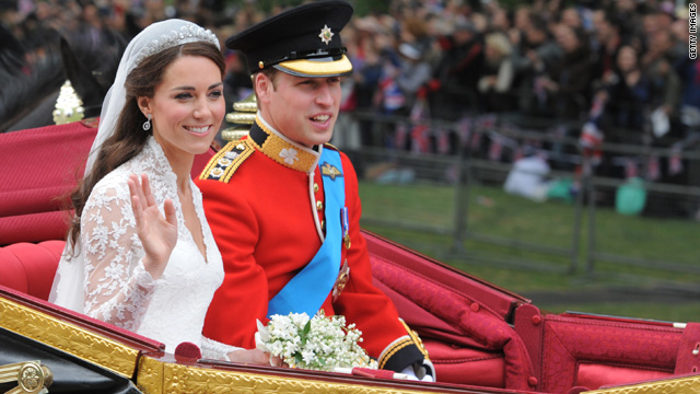 Royal wedding gets Disney treatment on the Web