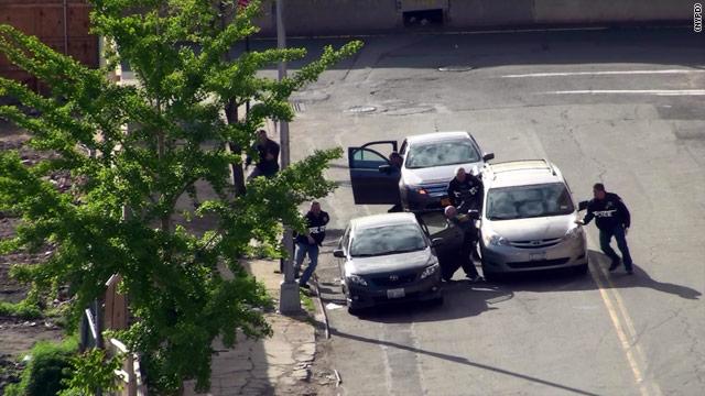 Dos hombres arrestados por complot terrorista contra una sinagoga en EE.UU.