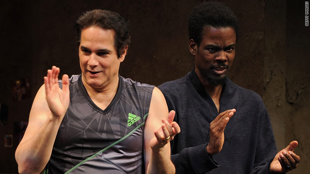 Chris Rock's Broadway play gets extended