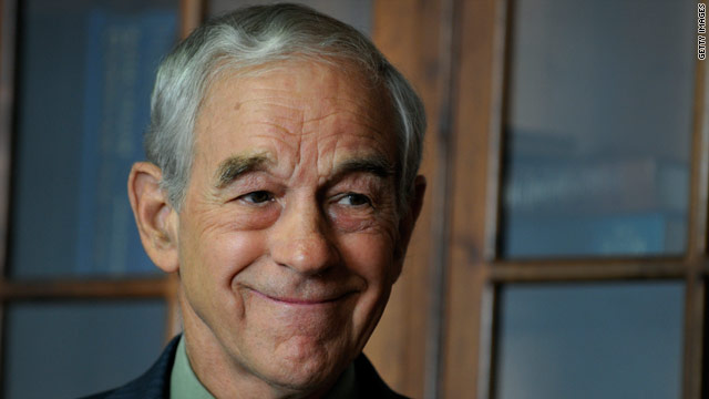 Ron Paul to run for president