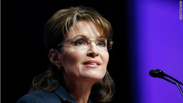 Palin blasts White House's rapper invite