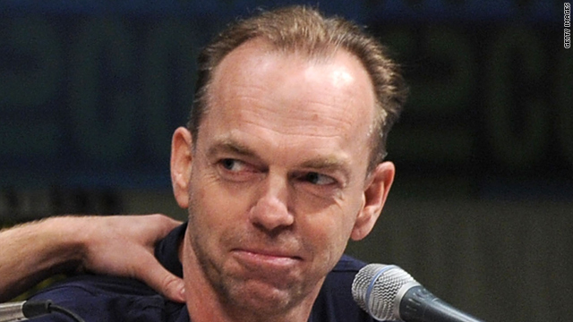 Hugo Weaving returns to Middle Earth in 'Hobbit'