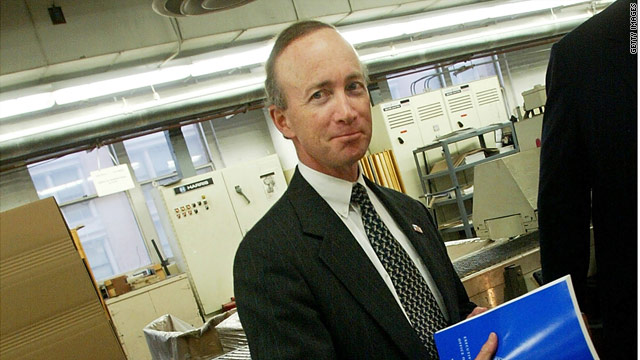 FORTUNE: Mitch Daniels tips his presidential hand