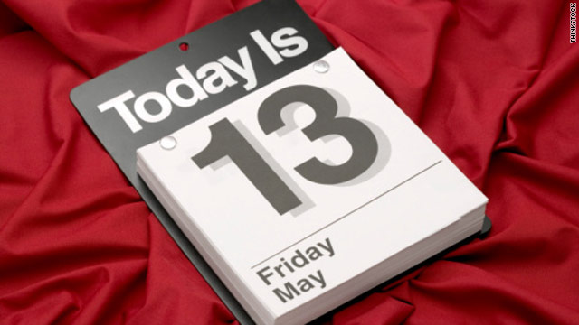 My Take: Why we fear Friday the 13th