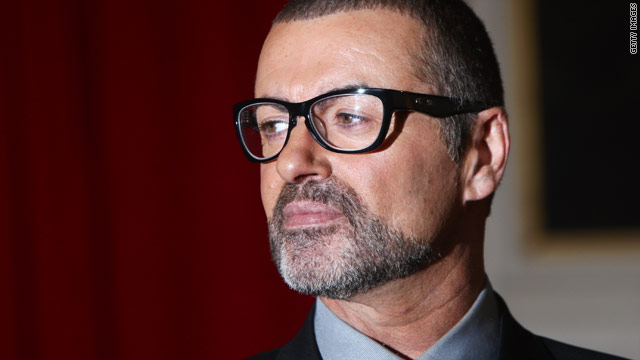 George Michael apologizes for being a poor role model