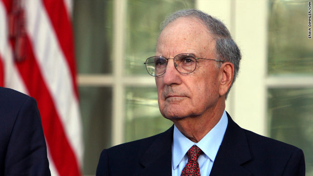 Official: George Mitchell, U.S. Middle East envoy, to resign