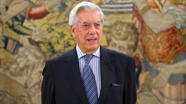 Encuentro con Vargas Llosa: Vivo hasta la muerte