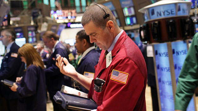 Stocks rise with commodities