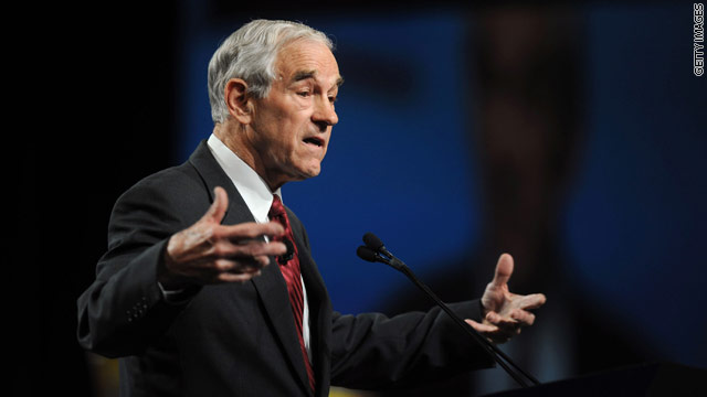 Ron Paul: 'I see and feel the enthusiasm'