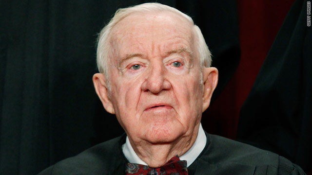 Justice Stevens says bin Laden killing legally justified