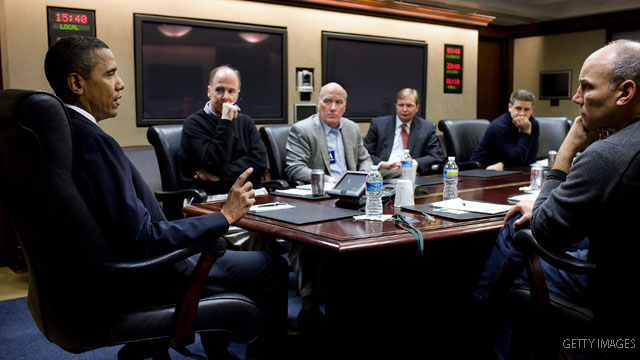 The Situation Room turns 50