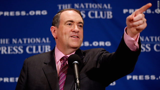 TIME: Huckabee e-mail hints at 'yes' decision