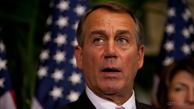 Boehner says president must clarify U.S. military operations