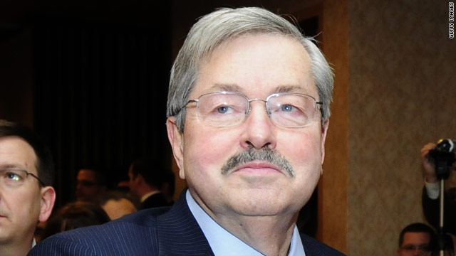 Branstad questions viability of Iowa straw poll