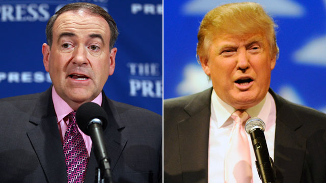 Media Analysis: Mike Huckabee and Donald Trump go anti-Reagan &#8211; choose celebrity over politics