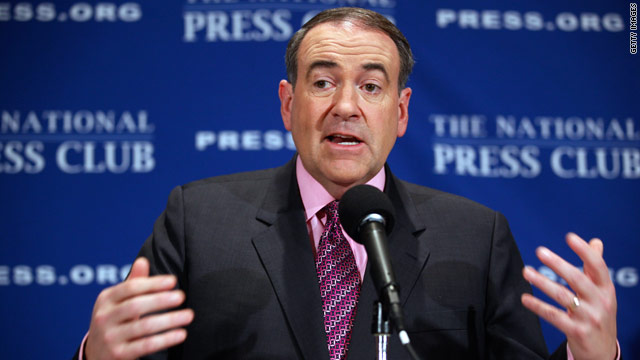 Huckabee announcement puts evangelical votes up for grabs