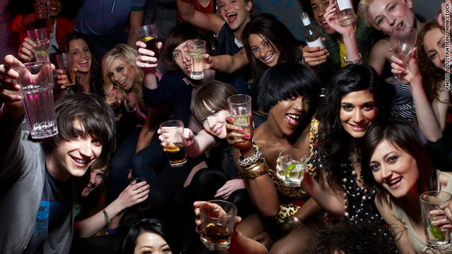 Binge drinking may harm learning, memory