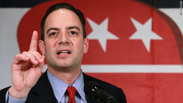 RNC Chairman on Trump: 'It's his choice'