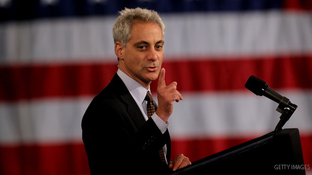 Rahm Emanuel labels GOP field 'turkeys'