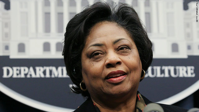 Shirley Sherrod may work with USDA again