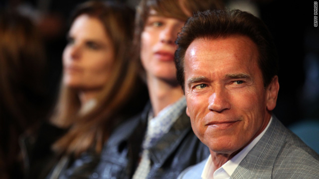 'Showbiz Tonight' Flashpoint: How shocking is Schwarzenegger's affair?
