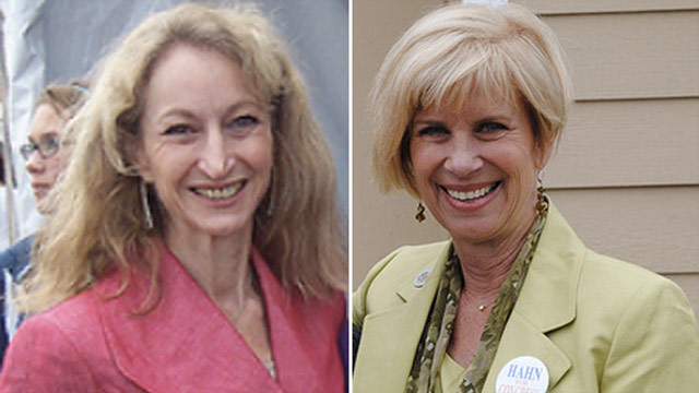 A photo finish for Jane Harman's old seat?