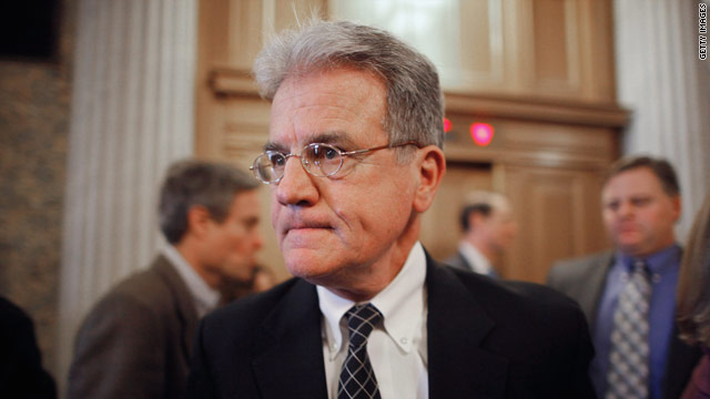 Coburn pulls out of Gang of Six, dealing blow to deficit talks
