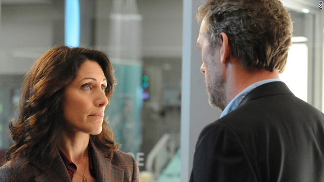 Lisa Edelstein exiting 'House'
