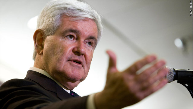 Gingrich says his ideas will evolve openly